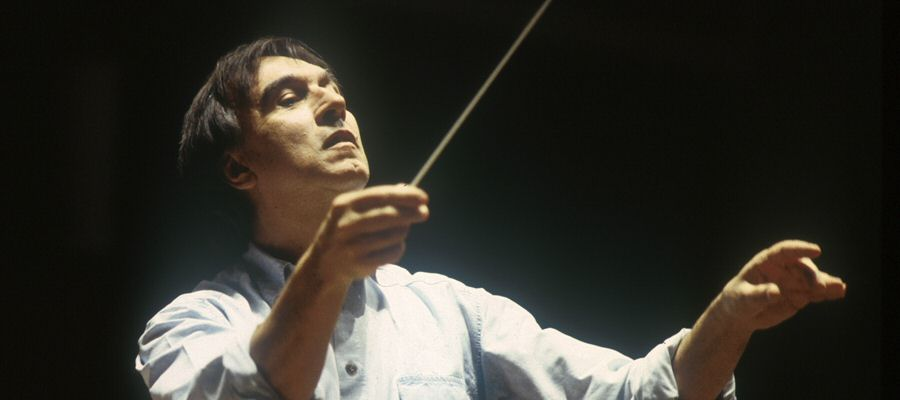 The Conductor Claudio Abbado - 1983