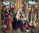 ALONSO DE SEDANO, Die Heiligen Drei Könige